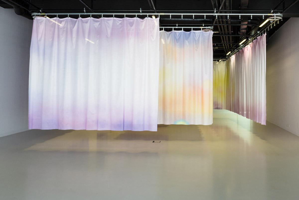 Exposition Bruno Peinado Pavillon Blanc-03