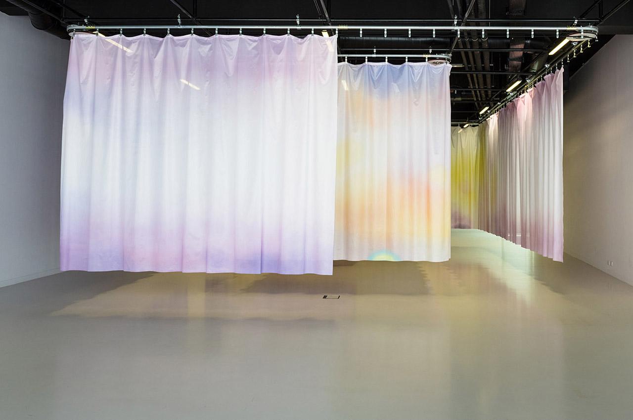 Exposition Bruno Peinado Pavillon Blanc